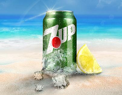7UP re fresh