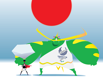 TOKYO OLYMPIC 2020 PROPOSAL FOR MASCOT