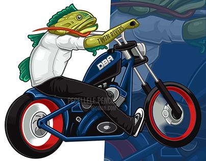 Catfish Biker