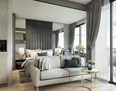 IDEO SIAMRT Condominium - 29 sqm