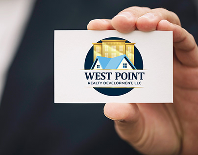 Logo Design for West Point Realty Development, LLC