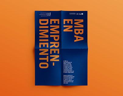 Brochure - INCAE BUSINESS SCHOOL