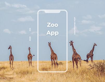Kharkiv zoo app
