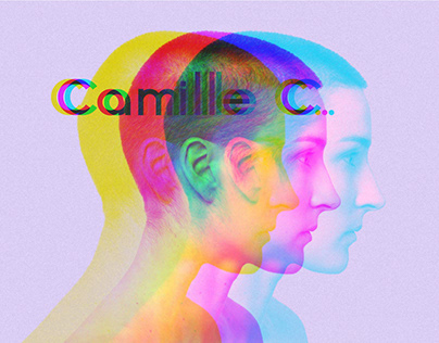 Camille Cojan - Branding