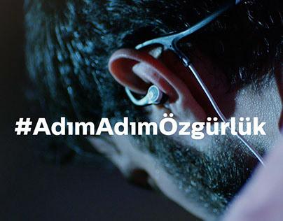 Philips ActionFit'le Adım Adım Özgürlük
