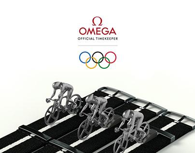 Omega Nato Strap • Tokyo 2020