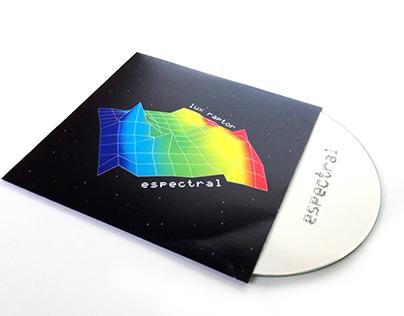 Espectral - Lux Raptor / Composición, grabación, mezcla