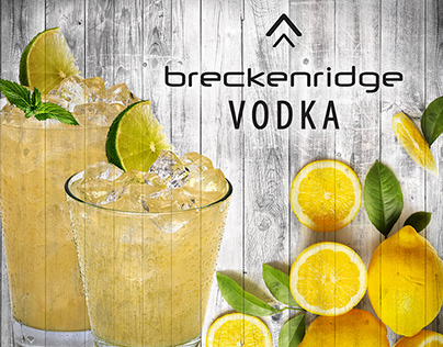 Breckenridge Distillery Lemonade Stand • Pepsi Center