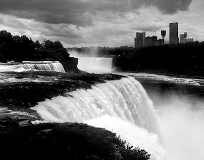 Niagara Falls, part II: US side