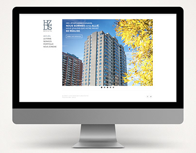 HZDS : Site Web