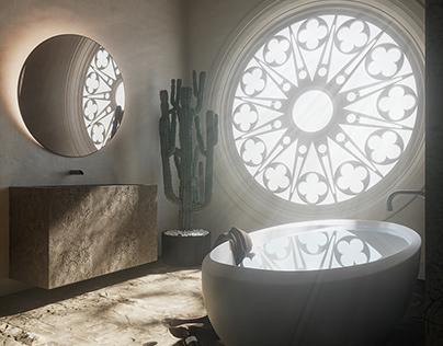 Forsaken|BathroomDesign
