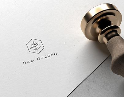 Dam Garden Branding