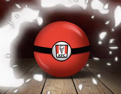 KFC-Social Media Animación, ilustración y montaje.