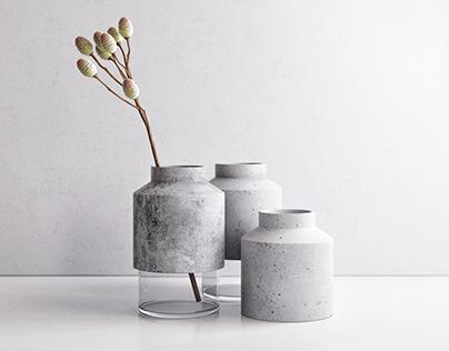 Willmann Vase Design by Hanne Willmann