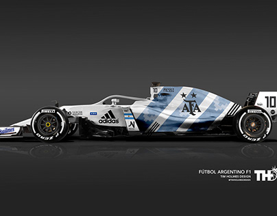 A collection of World Cup F1 Liveries