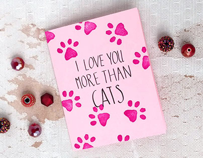 Tucknote Greeting Cards [Paper Craft]