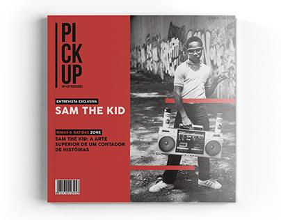Revista Pick Up - Hip Hop Português