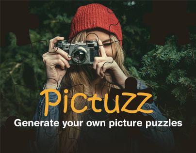 Picture puzzle app - Day 19 #180daysofui