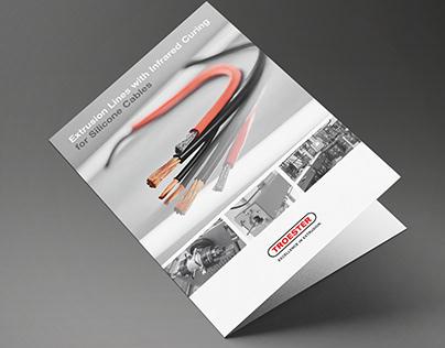 PRINT DESIGN: Technical Brochures