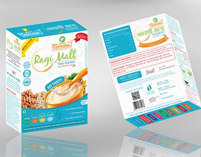 Pushkaraj- Packaging Design