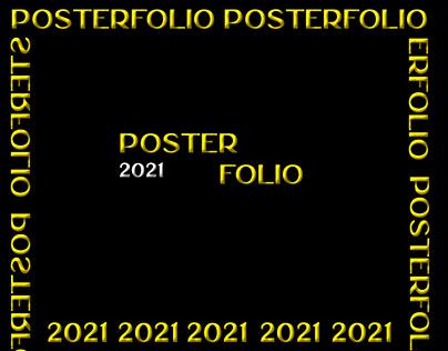 Posterfolio 2021