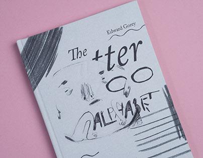 The Utter Zoo Alphabet book