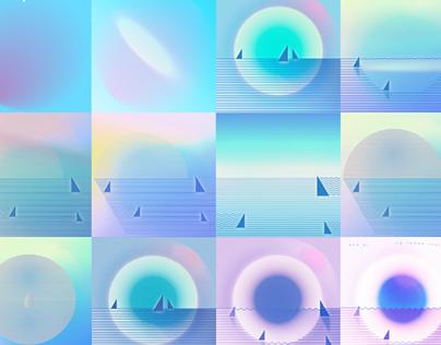 Album cover design / EFF DI