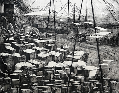 Displaced - the exhibition