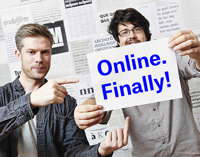 TypeMates.com is online, finally!