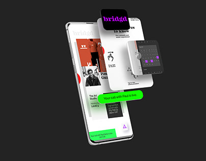 Bridgd - A mobile application
