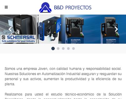 B&D Proyectos