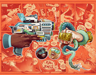 RUN THE JEWELS / RAP KINGS