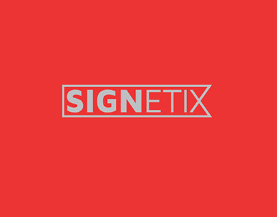 Signetix - Brand Creation