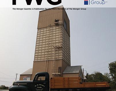 Internal Corporate Newsletter