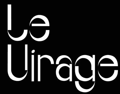Le Virage Typeface