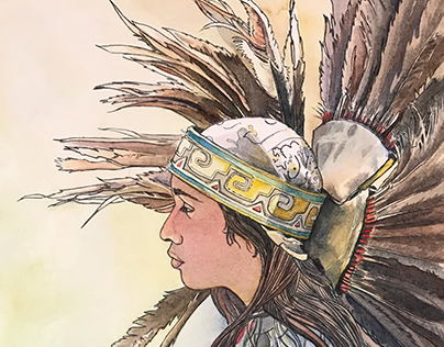 Native American Princess