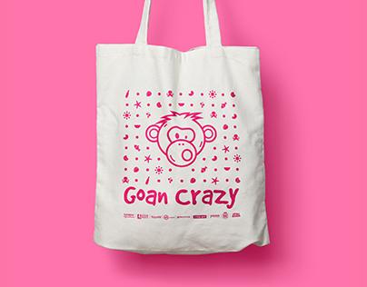 Goan Crazy Brand Identity System