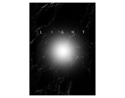 LIGHT - Blank Poster