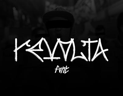 Revolta | Font