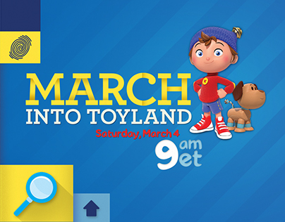 """""""Noddy Toyland Detective"""" Launch Campaign"""