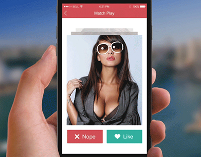 Tinder Style Dating App