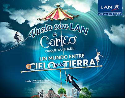 Lan, KV Cirque Du Soleil 2015.