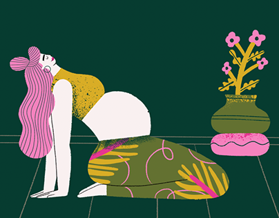 Gym Illustrations