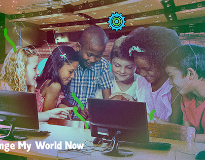 Project: ChangeMyWorldNow.com