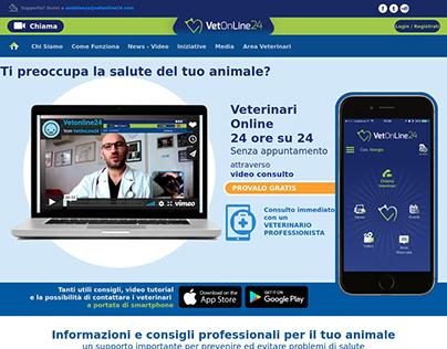 VetOnline24 (versione desktop)