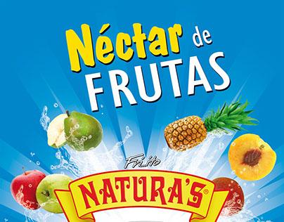 Afiche Friitos Naturas