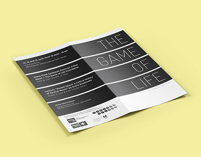 The Game of Life brochure