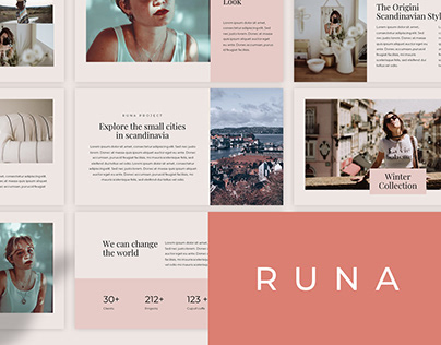 Runa Presenation Templates