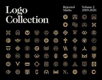 Logo Collection: Vol. 2 | Rejected Marks