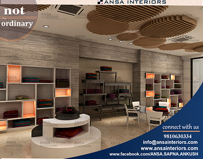 showroom design